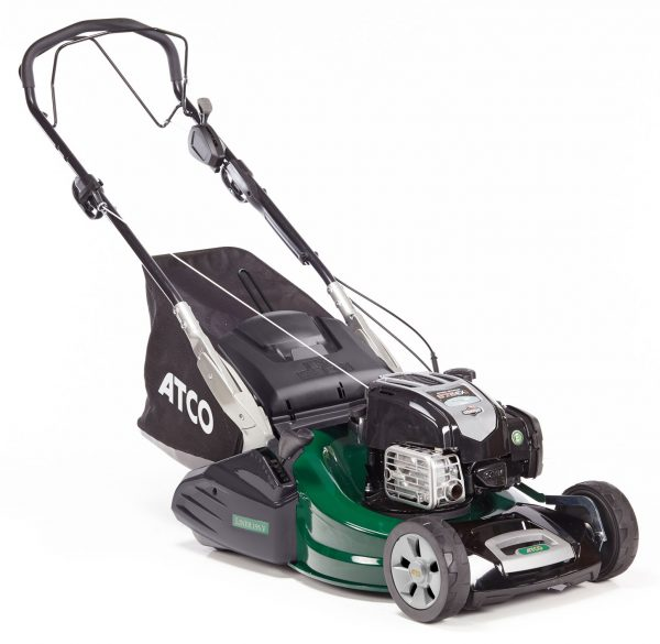 "ATCO LINER 19SV 48cm (19"") SELF PROPELLED LAWNMOWER-0"