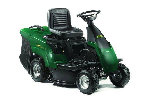 ATCO Rider 27H 66CM REAR COLLECTOR Compact Lawn Rider-0