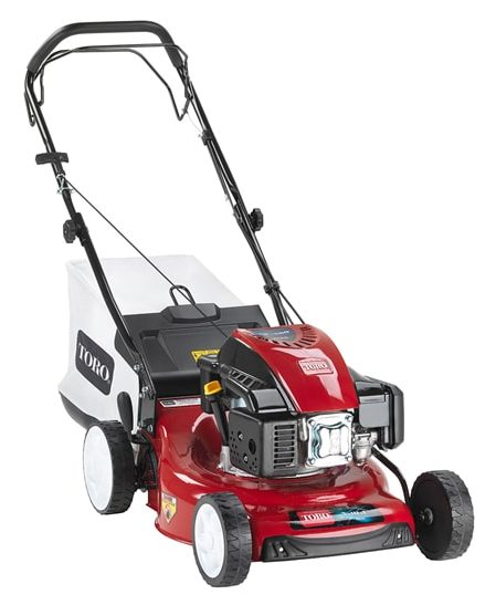 "TORO 20942 46cm (18"") 3-in-1 PUSH LAWN MOWER-0"