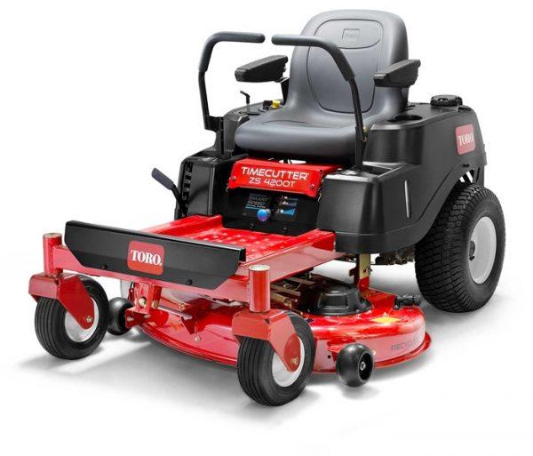 Toro TimeCutter ZS 4200 T Ride-on Lawn Mower-0
