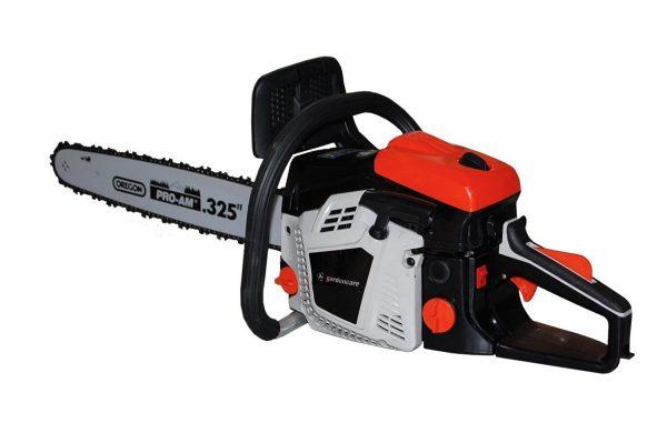 """Gardencare CS5000 49cc 45cm (18"""") Petrol Chainsaw-0"""