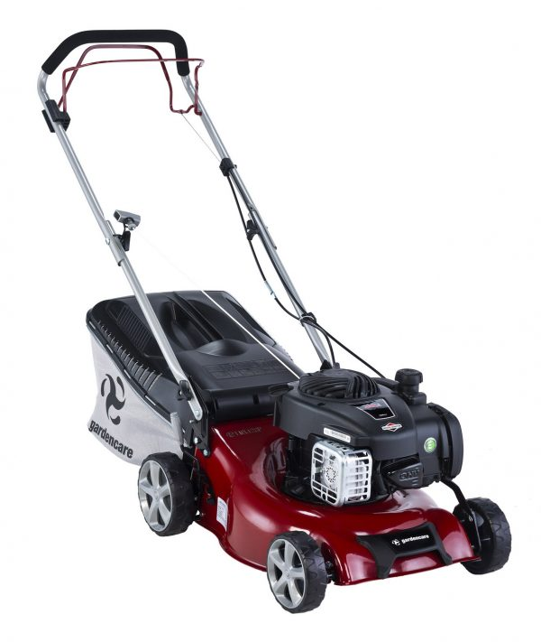 "GARDENCARE LMX42SP 42cm (16.5"") SELF PROPELLED LAWN MOWER-0"