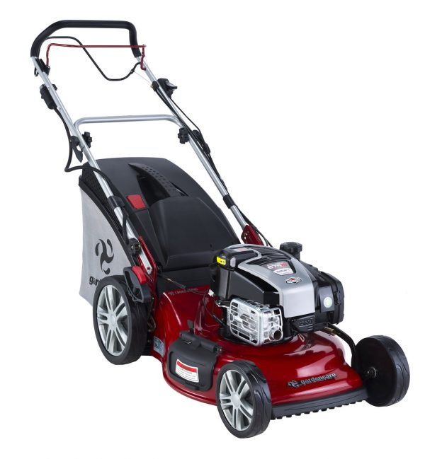 "GARDENCARE LMX51SP IS 51cm (20"") ""IN START"" SELF PROPELLED LAWN MOWER-0"